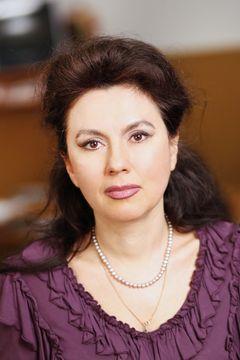 Сагінашвілі Ірина Георгіївна