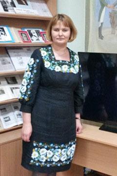Шимкевич Галина Василівна